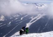 Ски пистите на Банско