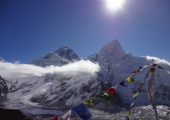 Трекинг около Еверест