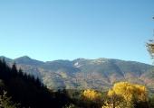Гледка към северните склонове на Пирин