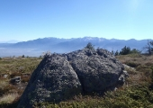 Гледка от върха. Ето линк към един хубав разказ на Асен Христофоров за изкачване на Капатник: http://chitanka.info/text/23769-edin-izlet-do-kapatnik