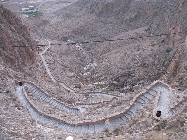 Пътят към манастира