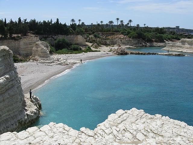 Най-хубавият плаж в Сирия