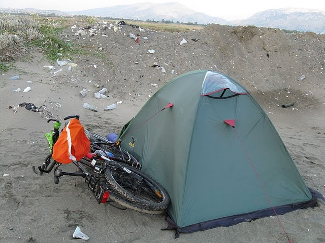 Първи лагер