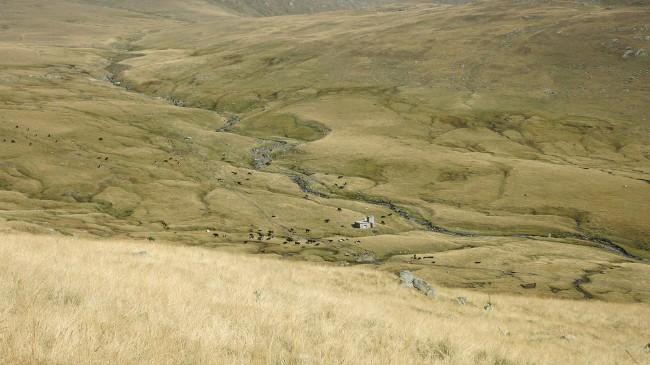 Pazardere Valley