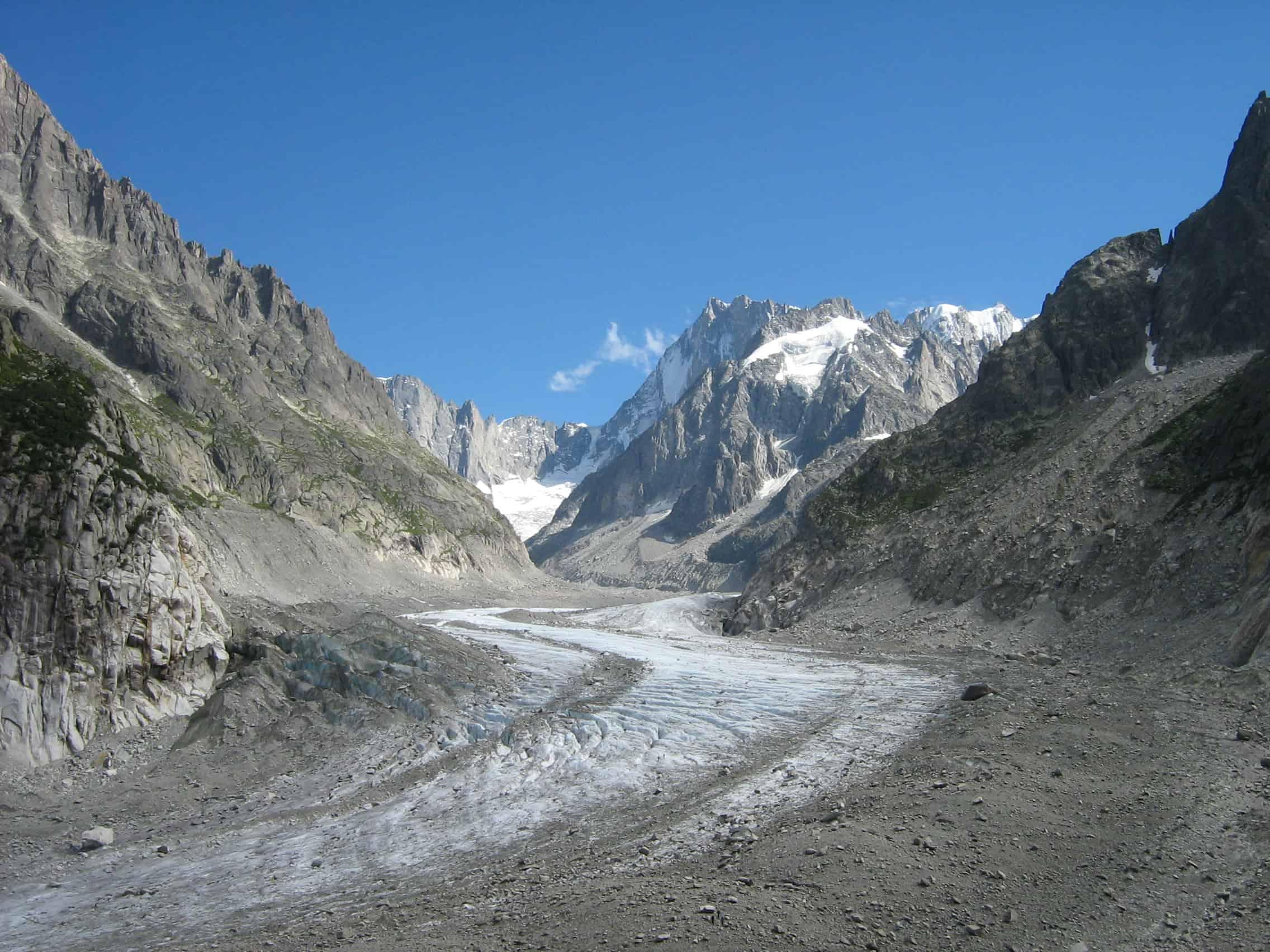 Ледникът Мер дьо Глас