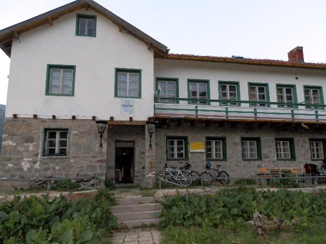 Granchar Hut