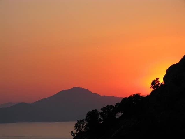 Планините на Турция