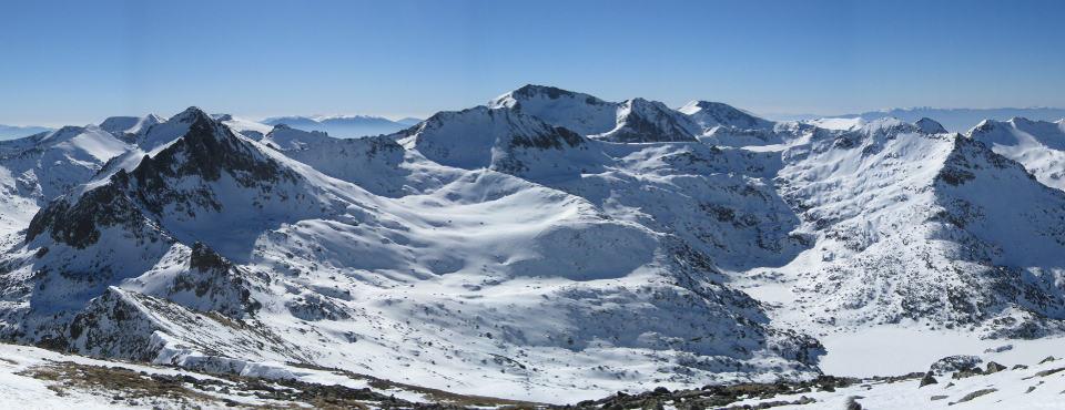 Планински преходи - планински водач България