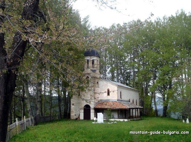 The monastery of Gela Village