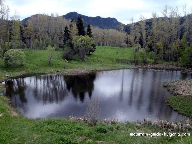 Chairski Lakes in Rhodopes