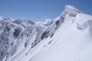 Преходи в зимната планина