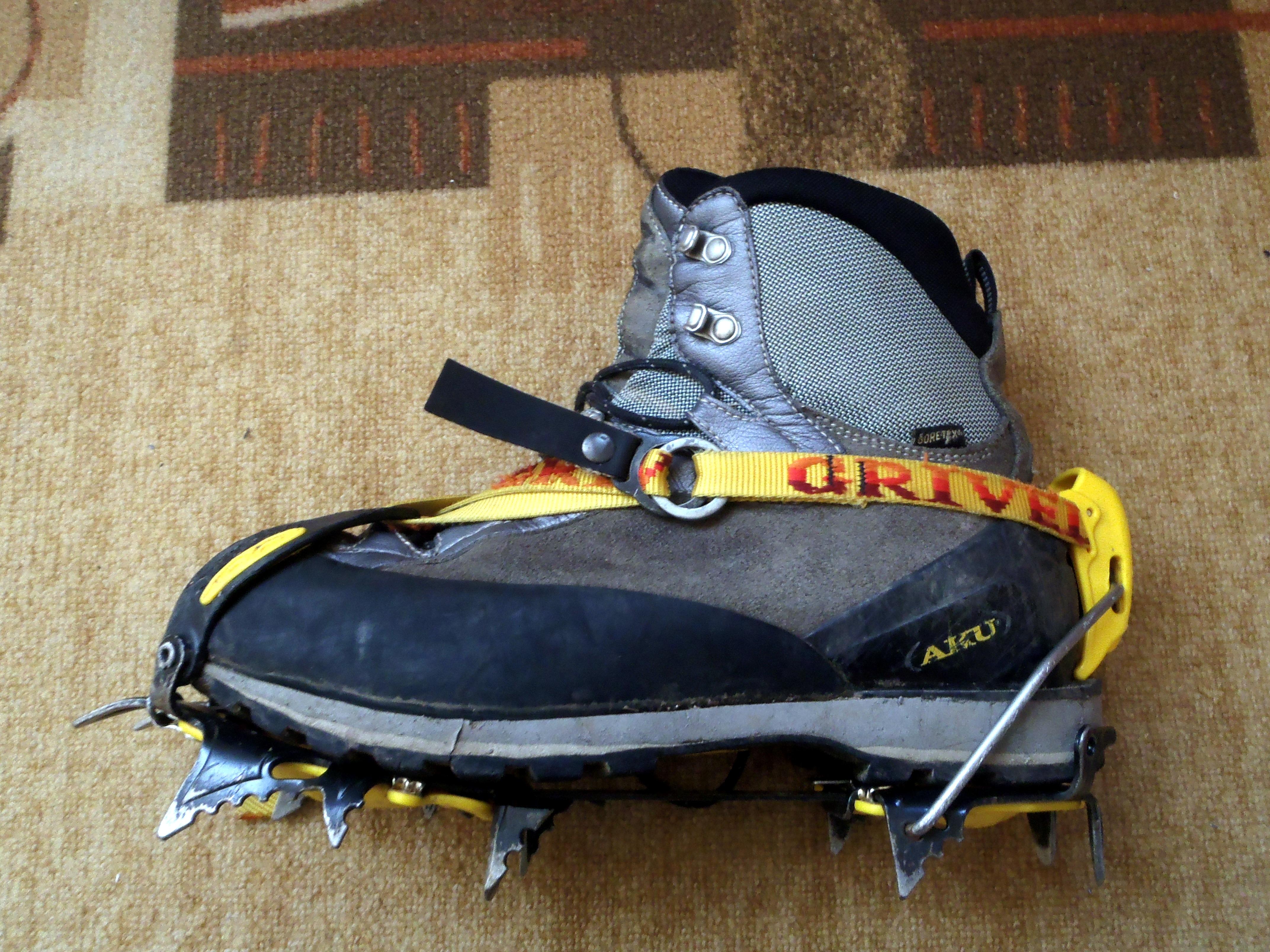 Обувки за зимна планина