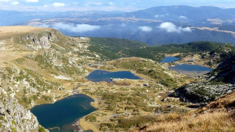 The Seven Rila Lakes, Rila Mountains, Bulgaria