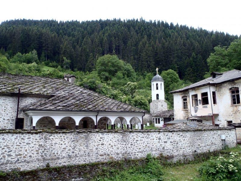 Church of Assumption in Shiroka Luka