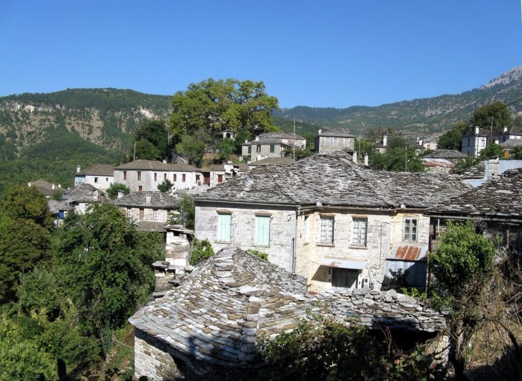 The village of Micro Papingo