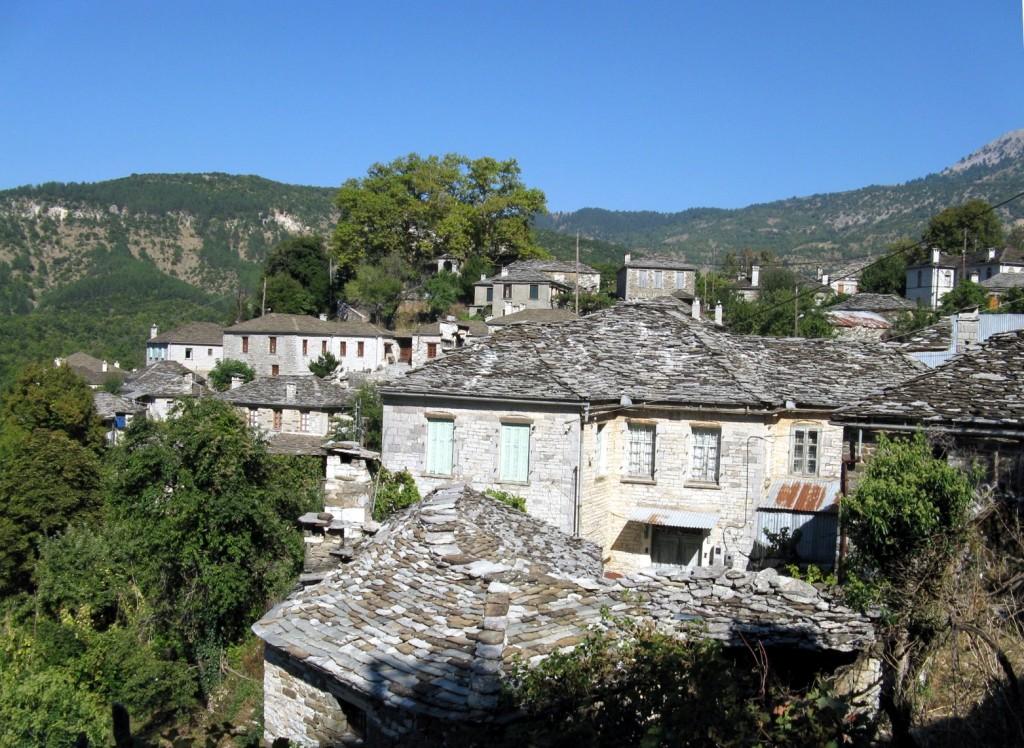 The village of Micro Papingo