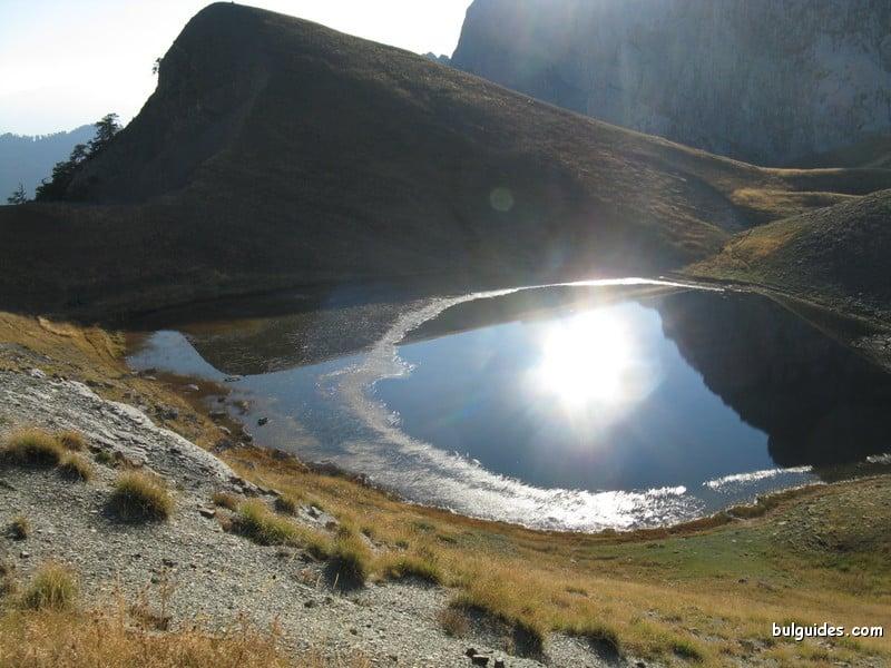 Drakolimni Lake