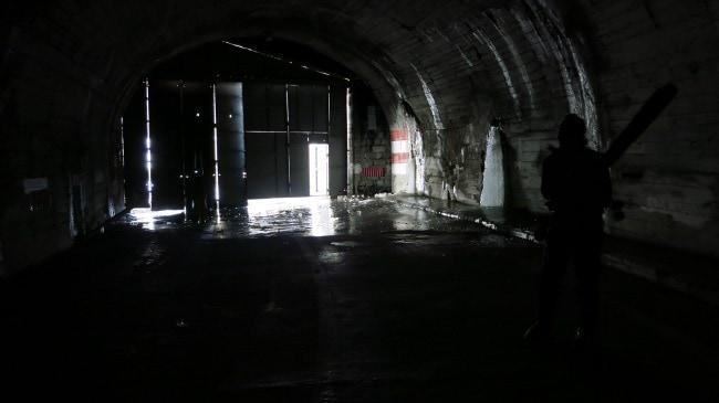 Transfagarashan Tunnel