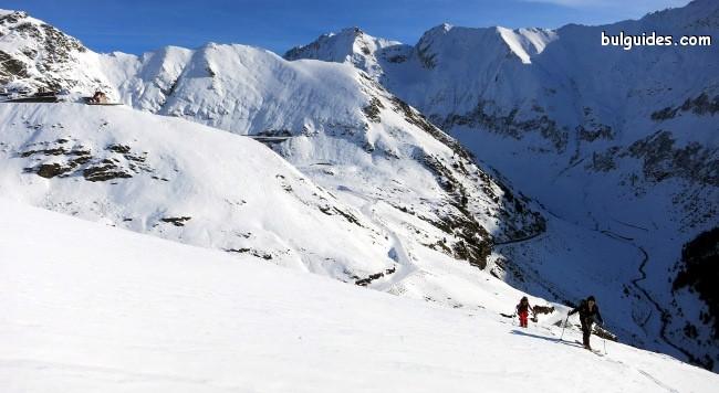 Ski Touring in Romania, Fagarash Mountains