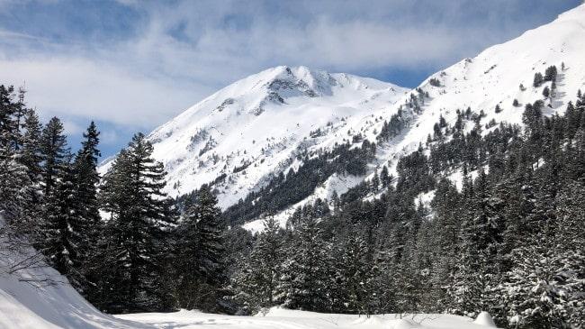Hvoynati Peak