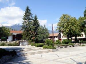 Bansko Main Square