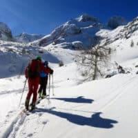 Malyovitsa ski touring