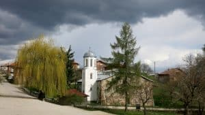 The church of Obidim Village