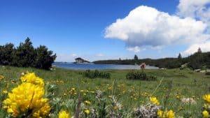 Pirin National Park - Bezbog Lake in June