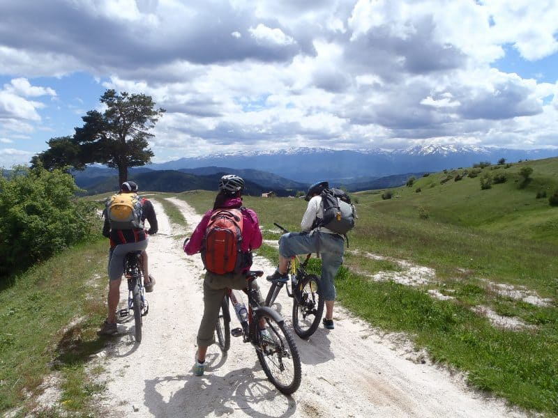 Mountain Biking in Rhodopes