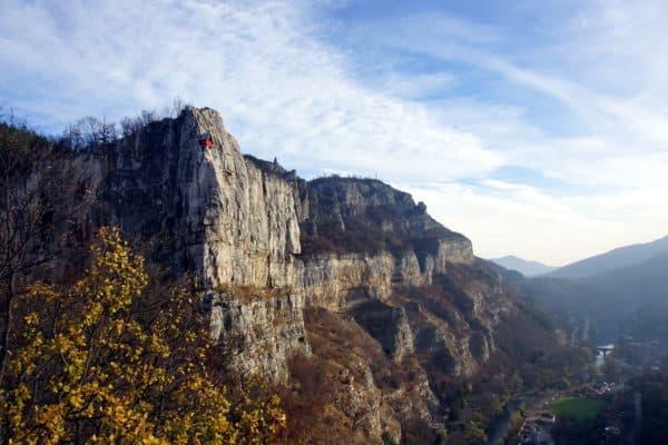 The rocks of Lakatnik, Iskar Gorge