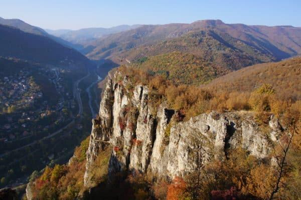The rocks of Lakatnik and the Iskar Gorge