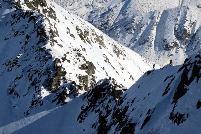Musala ridge