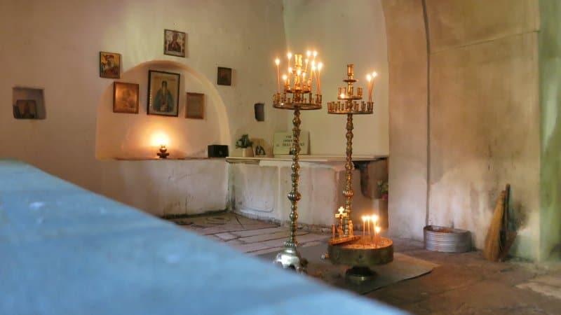 Ivan Rilski Grave, Rila Monastery