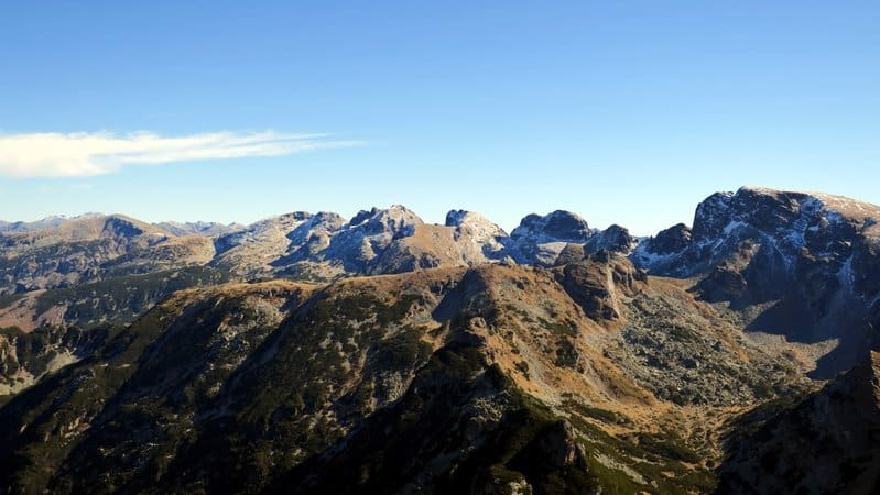 Rila Mountains, Malyovitsa Area