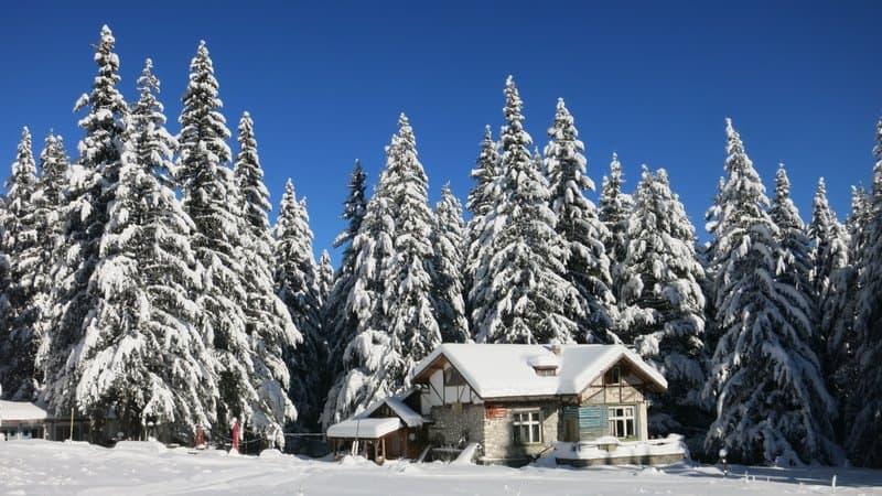 Lovna Hut in Rila