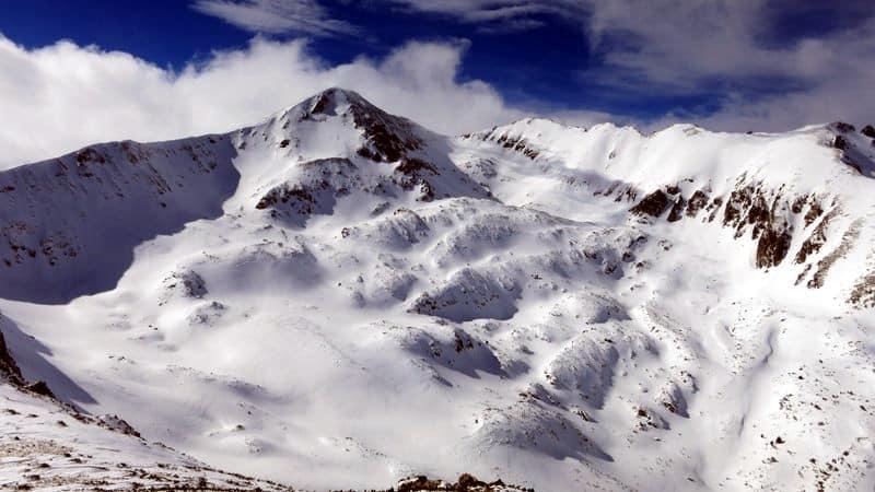 Snowshoeing in Bezbog area