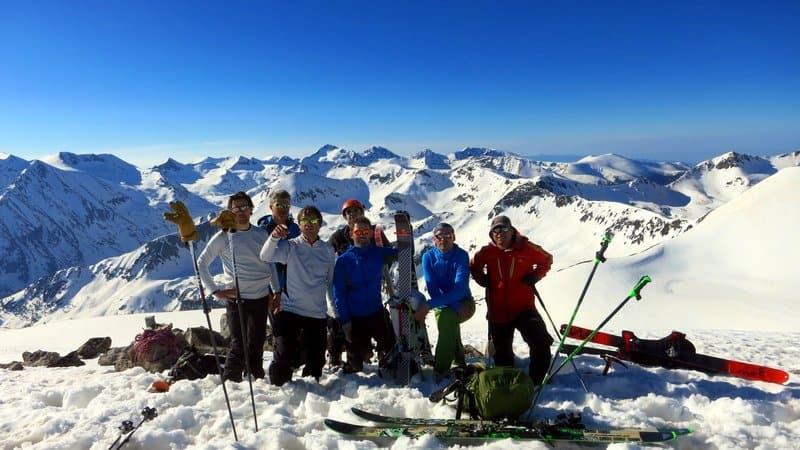 Ski Touring Bansko