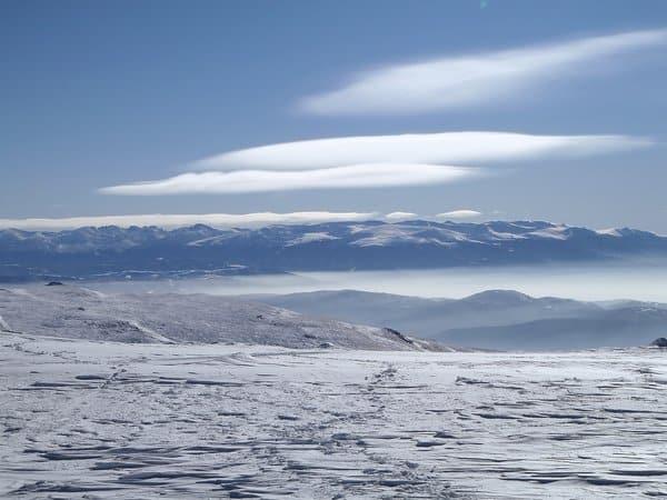Vitosha ski touring