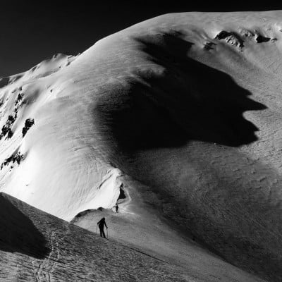 Ski touring in Kosovo and Macedonia