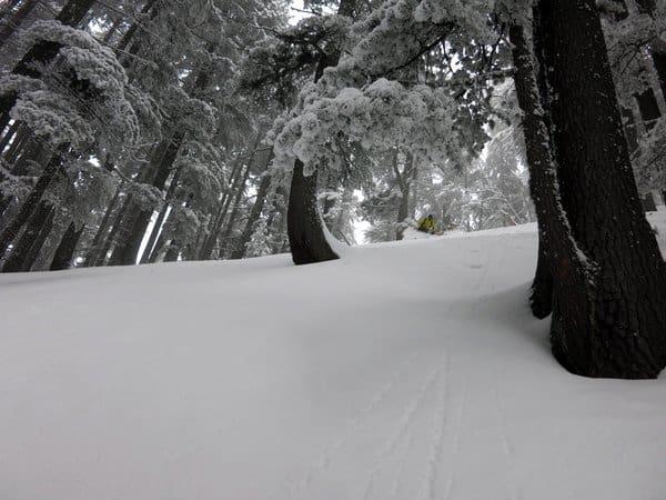 Ski touring Pirin Yavorov Hut