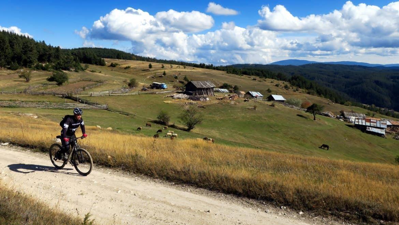 Mountain biking Rhodopes